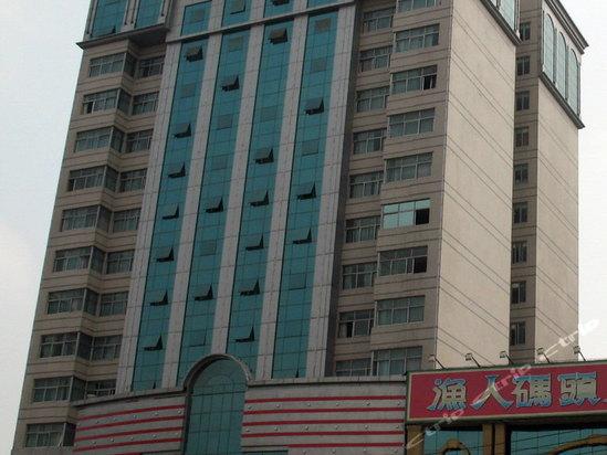 武汉诺琦酒店(原广西大厦)