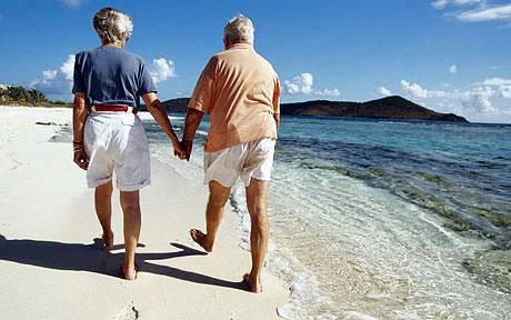 去哪儿不重要,重要的是带父母旅行!