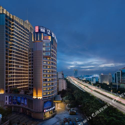 Rezen Select Hotel (Nanning Convention and Exhibition Center Hotel)