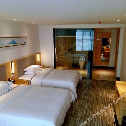 Luocheng Fusheng convenient hotel