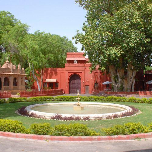 加內爾宮遺產酒店
