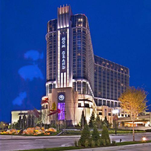 底特律米高梅酒店