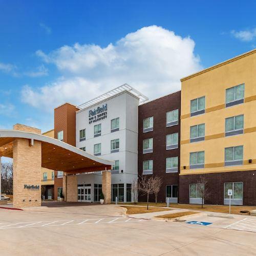 Fairfield Inn & Suites by Marriott Gainesville I-35