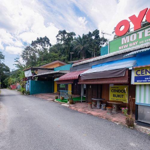 OYO 89921 Motel New Bay Sg. Lembing