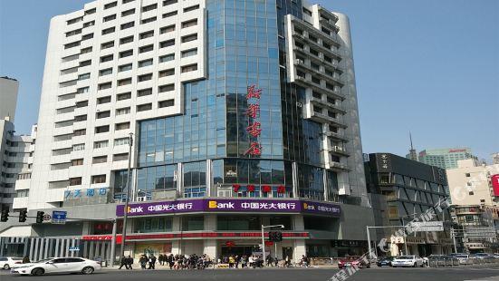 7 Days Inn (Ningbo Tianyi Square Gulou Metro Station)