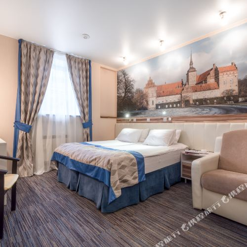 維堡北王冠酒店