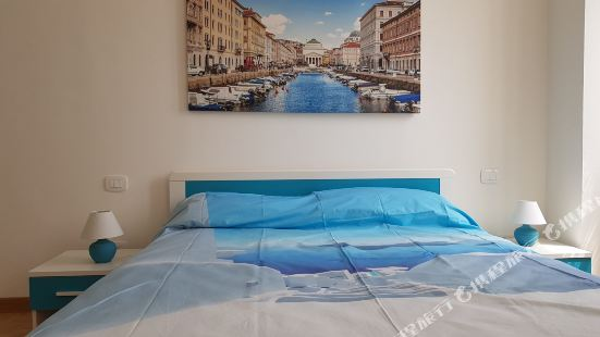 Trieste Center Rooms & Apartments