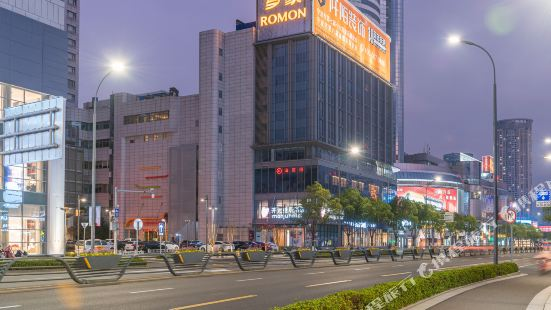 Manju Hotel (Ningbo Tianyi Square, Gulou Metro Station)