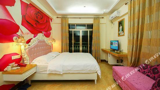 瓊海嘉積紅玫瑰主題酒店