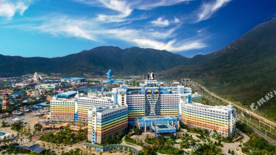 Chimelong Penguin Hotel