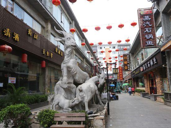 haoduthemeapartment(guangzhoupanyuwandaplaza)