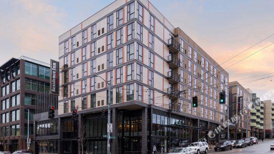 西雅圖大學區萬豪居家酒店