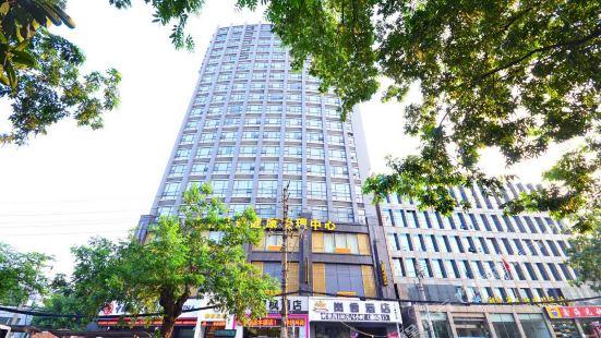 嵐舍酒店(武漢大學八一路街道口店)
