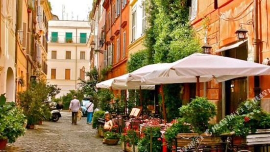 B&B Lost in Trastevere