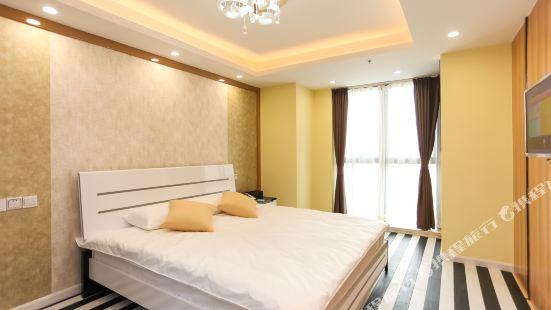 啟東5921時尚主題酒店
