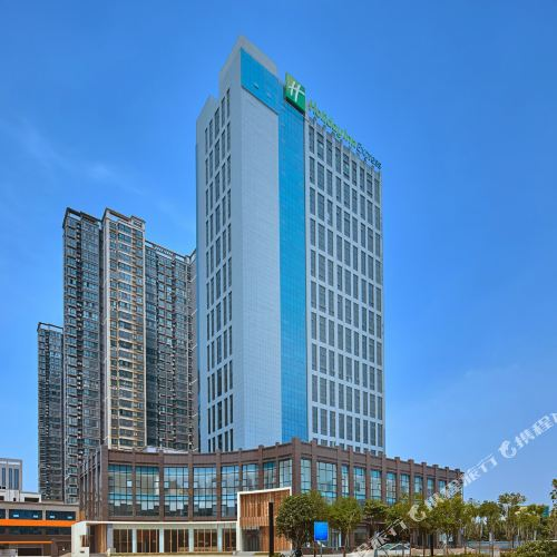 Holiday Inn Express, Yichuan Binhe