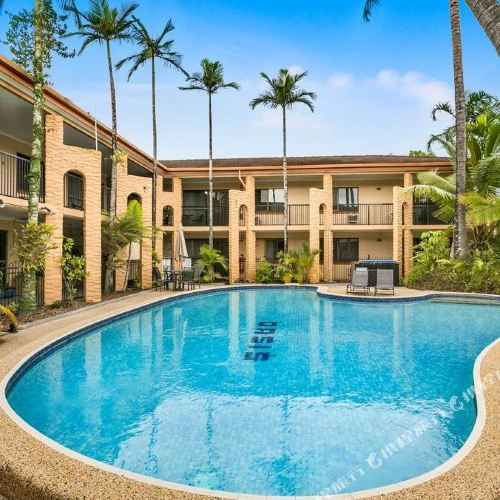 Oasis Holiday Inn Apartments Cairns