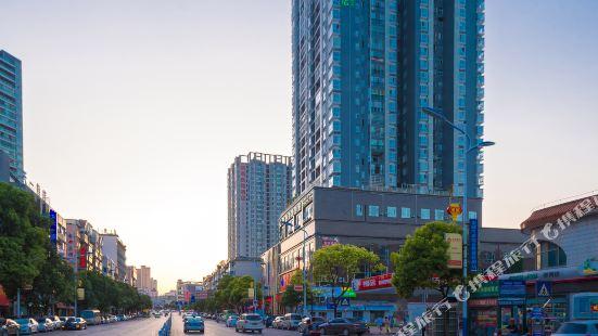 格林豪泰安順市西航路商務酒店