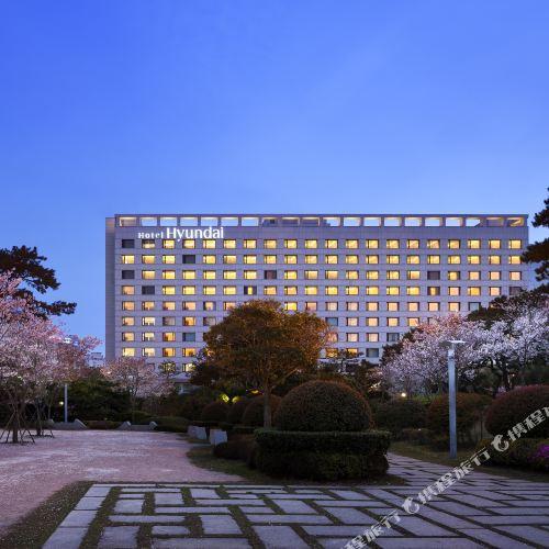 蔚山現代 Lahan 酒店