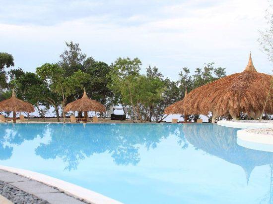 薄荷岛邦劳水蓝度假村(panglao bluewater beach resort bohol)