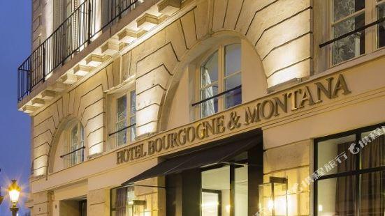 Hôtel Bourgogne & Montana
