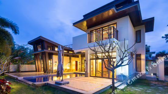 Xishe Swimming Pool Villa Holiday Apartment Sanya Yalong Bay