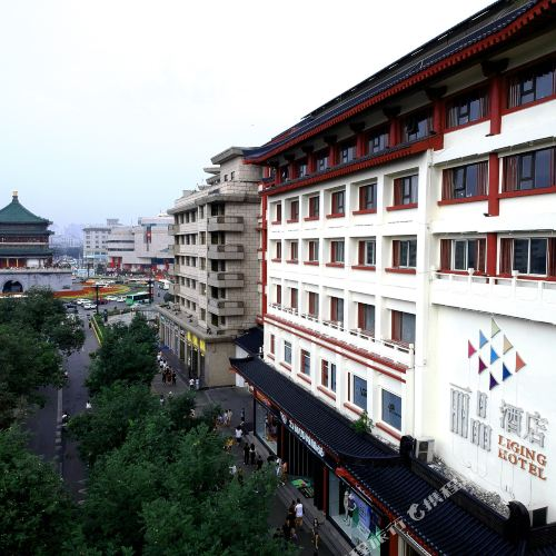 Xi'an Bell Tower Lijing Hotel