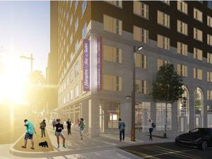 達拉斯市中心希爾頓歡朋套房酒店(Hampton Inn & Suites Dallas Downtown)