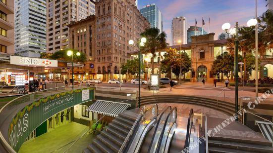 Manor Apartment Hotel Brisbane