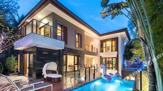 Jinnian Pool Holiday Villa