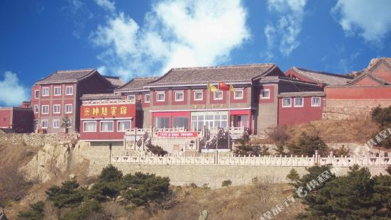 선치 호텔 타이안