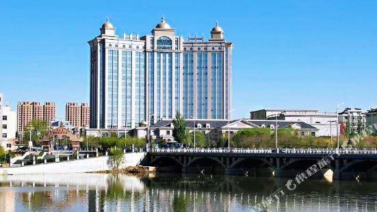 阜新蒙古貞賓館