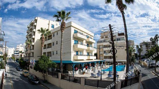 Kapetanios Odysseia Hotel (ex Kanika Pantheon)