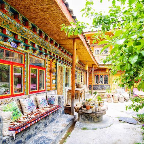 Daocheng Sanmao Homestay
