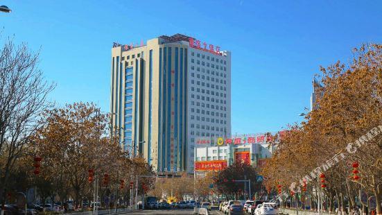 哈密豫商大酒店