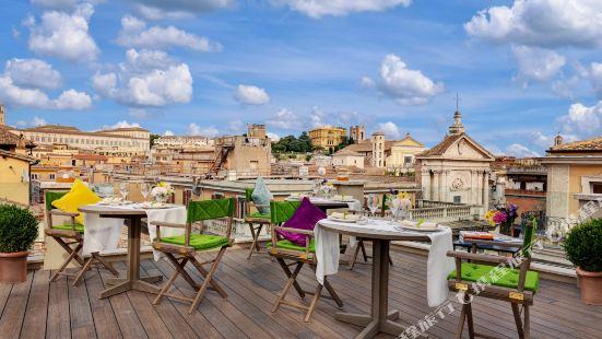 羅馬辛格皇宮酒店