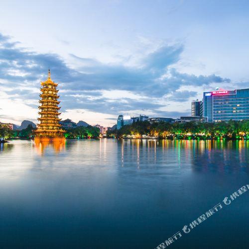 桂林灕江大瀑布飯店