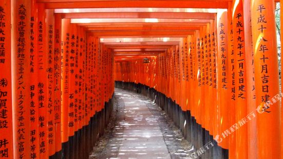 One More Heart Fushimi Inari 3