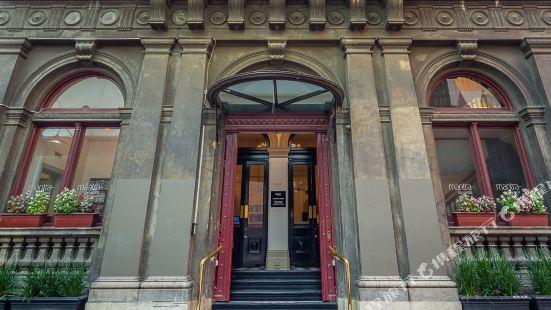 墨爾本中心公曼特拉市寓式酒店