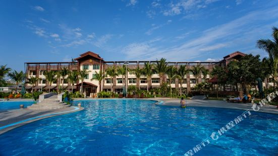 三亞龍興萊曼海景度假酒店