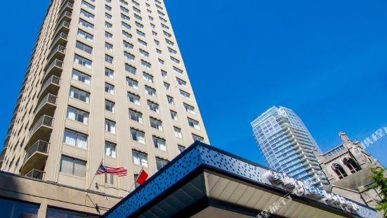 温哥華世紀廣場酒店和温泉中心