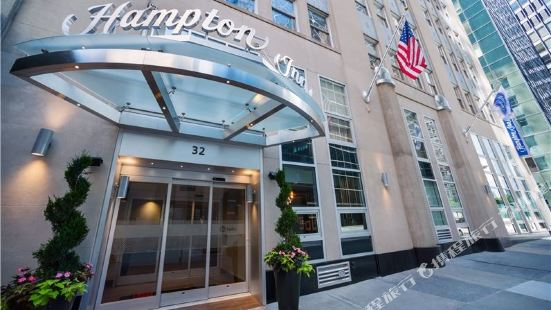 曼哈頓/鬧市區歡朋旅館 - 金融區