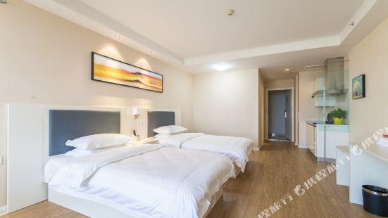 鄭州鄭東CBD會展中心景觀大窗公寓