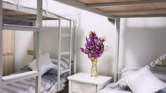 福州海邊的海鷗公寓