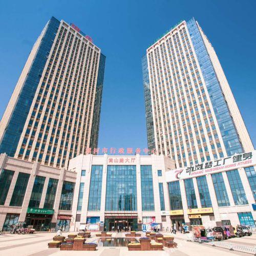 Gujing Junlai Hotel (Luhe Convention & Exhibition Center)