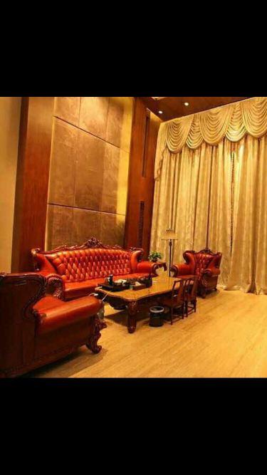 大堂吧-广州温泉别墅欧式风格四合院休闲度假吧