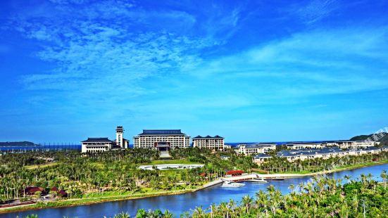 Sanya Haitang Bay Resort 9
