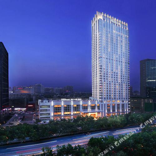 鄭州希爾頓酒店
