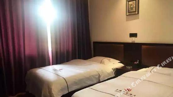 北川千佛大酒店住宿部