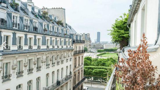 Hotel le Pradey by Hotels en Ville